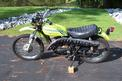 1974 Kawasaki 350 Bighorn -- I really wanted one of these in high school just took me an extra 30 years to get it!