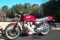 1980 Honda CBX Supersport left side