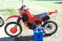 1988 Cagiva 125-very rare Enduro version all original great plastic runs excellent-$1500