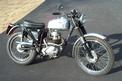BSA B40 Trials Bike