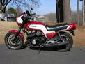 1983 Honda CB1100F Red-black stk exh 001