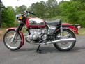 1973 BMW R75 Red Lesher 002