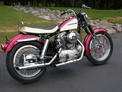 1964 Harley Davidson XLCH red white 004