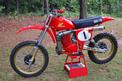 1979 Honda CR250 McCon708
