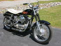 1970 HD Sportster black Biltz 508 004