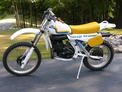 1983 Husqvarna WR430 white BWeek detailed 607 001