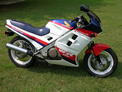 1986 Honda VFR750 before 608 001