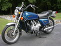 1977 Honda Goldwing blue 809 002