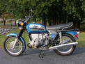 1972 BMW R75 5 Blue FL 1009 002