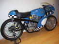 1956 BSA Gold Star RR Biltz 110
