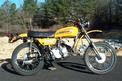 1971 Kawasaki 125-what I wanted to graduate to from the Bushmaster 90