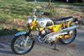 1969 Honda CL125 - sold for $1000