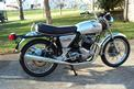 1975 Silver Norton 850 Commando (sold for $4800)
