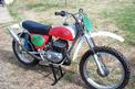 1972 Bultaco Pursang 250 M86 (sold for $1650)