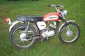 1970 Kawasaki 90 Bushmaster--just like my second bike!