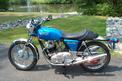 1971 Norton Commando Blue Rebuilt 001