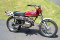 1973 Yamaha AT-1 Red original 001