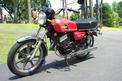 1977 Yamaha RD 400 restored-red 004