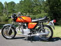 1973 Laverda SF750 Orange