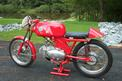 1965 Benelli Sprite roadracer, owned by Brad Powell