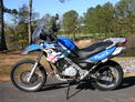 2003 BMW FS650 Paris Dakar blue 001