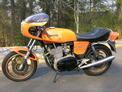 1978 Laverda Jota 1200 orange 002