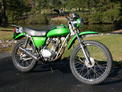 1971 Honda SL125 green Kolb 10-05 before 002