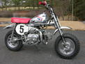 1986 Honda Z50R chrome mini Biltz trade 002