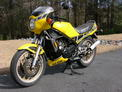 1985 Yamaha RZ350 yellow Keith 002