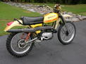 1976 Ossa Super Pioneer 250 restored 7-06 005