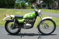 Kawasaki KT 250 all orig with lights 001