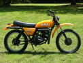 1978 Suzuki 100 orange Hendricks 508 001