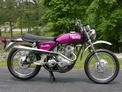 1971 Norton 750SS purple 508 005