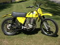 1973 Maico 400 yellow after 709 004
