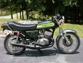 1974 Kaw H2 cafe green 709 005