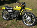 1972 Kaw Bison F8 250 yellow 1109 after 001