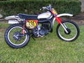 1975 gorgeous Honda 250 Elsinore