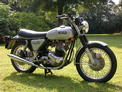 1975 Norton Comm 850 Silver Warren 710 001