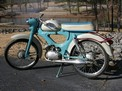 1966 Stadion Jawa moped 49cc Blue 210 003 (Large)