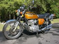 1972 Honda CB750 Gold Kolb 10-05 before 007