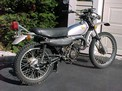 1974 Honda MT125 Greg