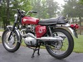 1968 BSA FB scram red 712mi 611 003 (Large)
