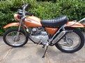 1970 Honda SL 175 Feature 001